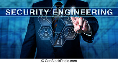 Manager Pressing SECURITY ENGINEERING - Manager is pressing...