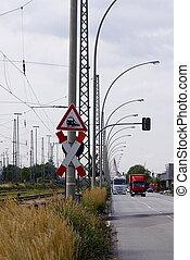 railroad vs truck transport