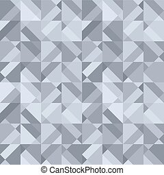 Geometric abstract grey background for design