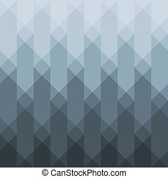 Abstract grey geometric background for design