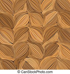 Abstract brown painted background stylized wheat