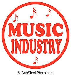 Music Industry-stamp