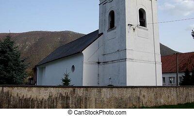 Reformed church in Slavec, Slovakia - Reformed church in...