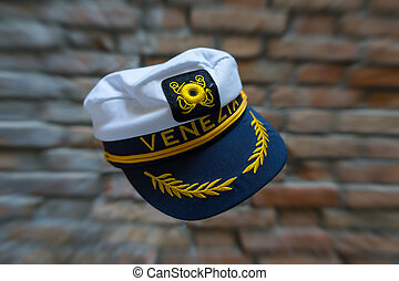 Levitating Venezia navy hat