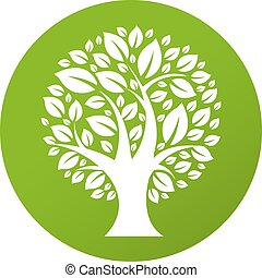 eco, 符號, 樹