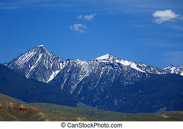 Beaverhead Mountains - Idaho - The Beaverhead Mountains...
