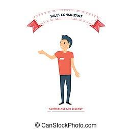 Sales Consultant Trainer - Sales consultant, sales trainer...