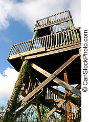 Observation Tower Sanibel Captiva Conservation Foundation...