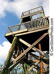 Observation Tower Sanibel Captiva Conservation Foundation...