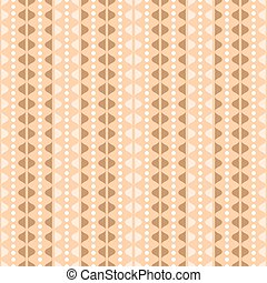 Elegant seamless pattern in country style. Vertical rows of...