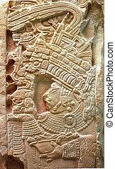 alivio, Ruinas, Yachilan, México