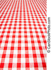 checkered tablecloth - photo shot of checkered tablecloth