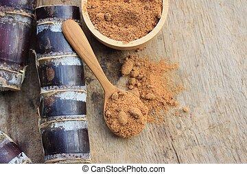 organic brown sugar sweet