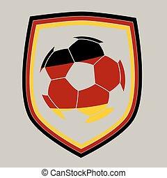 German soccer label