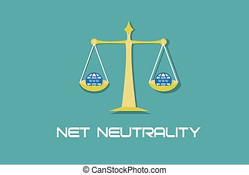 Net Neutrality free internet access
