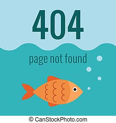 Vector concept 404 error. Illustration for 404 page not...
