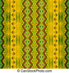 ethnic background, geometric pattern illustration