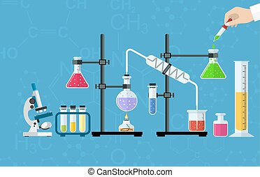 Medical Laboratory Desktop - Medical Laboratory. Research,...