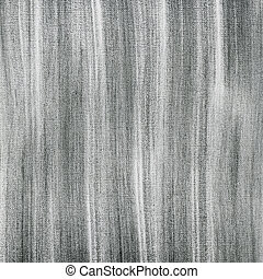 black charcoal abstract - black charcoal smudges on white...