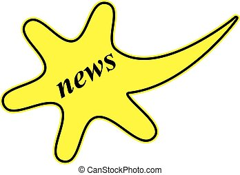 sticker news - yellow sticker news ,yellow label news ,
