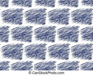background with ink strokes. - A seamless background with...