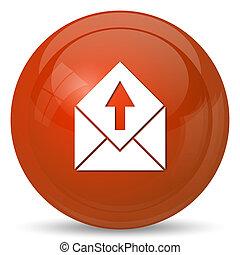 電子メール, 送りなさい, アイコン
