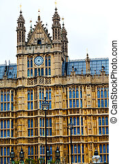 england aged city big ben - london big ben and historical...