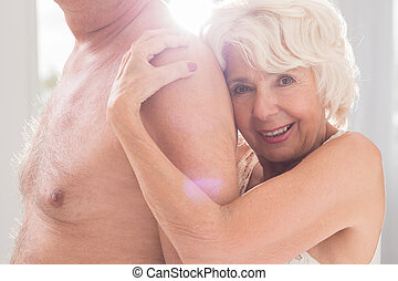Sex after 60 is better than ever - Hot mature woman...