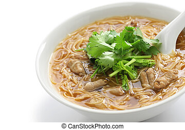Taiwanese pork intestine vermicelli - pork large intestine...