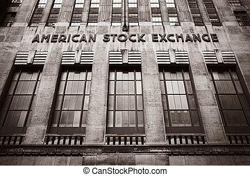 Amex Exchange Stocks