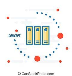 Binders concept
