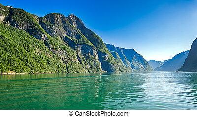 Fjord Norway - Fjord, Norway