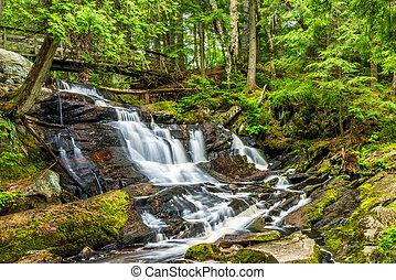 Bracebridge Little High Falls - Little High Falls are...