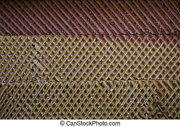 corrugated paper texture background