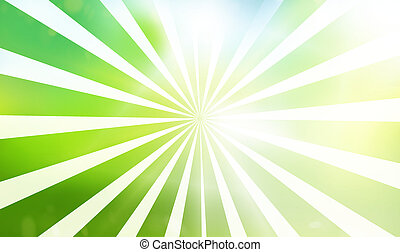 rays background graphic illustration design