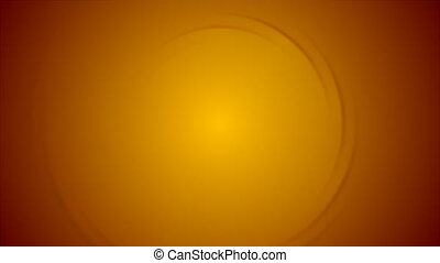 Abstract orange spiral video animation - Abstract orange...