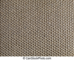 Background of textile texture Closeup