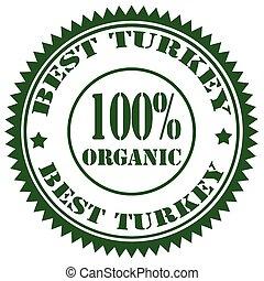 Best Turkey-stamp