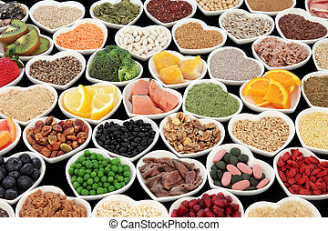 Super Food Selection - Large health and body building...