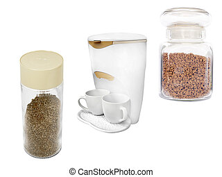 compact percolator - The image of compact percolator under...