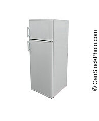 dark grey refrigerator - The image of dark grey refrigerator...
