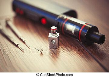 kanthal, partes, sobressalente, bobina, e-cigarette,...