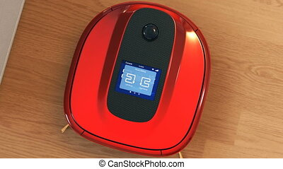robotic vacuum cleaner - Description of robotic vacuum...
