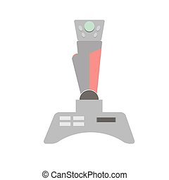 Joystick vector illustration Vedeo game controller Joystick...