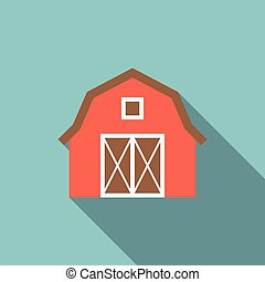 barn illustration
