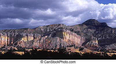 Vista at Ghost Ranch - Panaorama of Ghost Ranch New Mexico