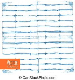 Abstract indigo tie dyed watercolor backgrounds.