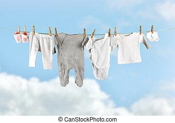 Socks and pants