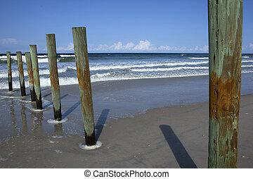 Beach Poles - Beach poles