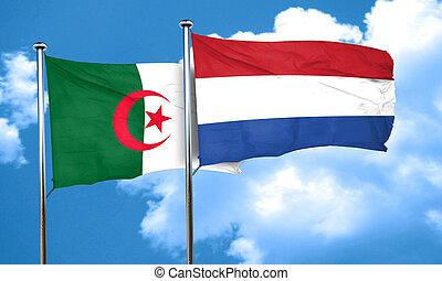 """Résultat de recherche d'images pour """"L'Algérie et les Pays-Bas drapeaux"""""""